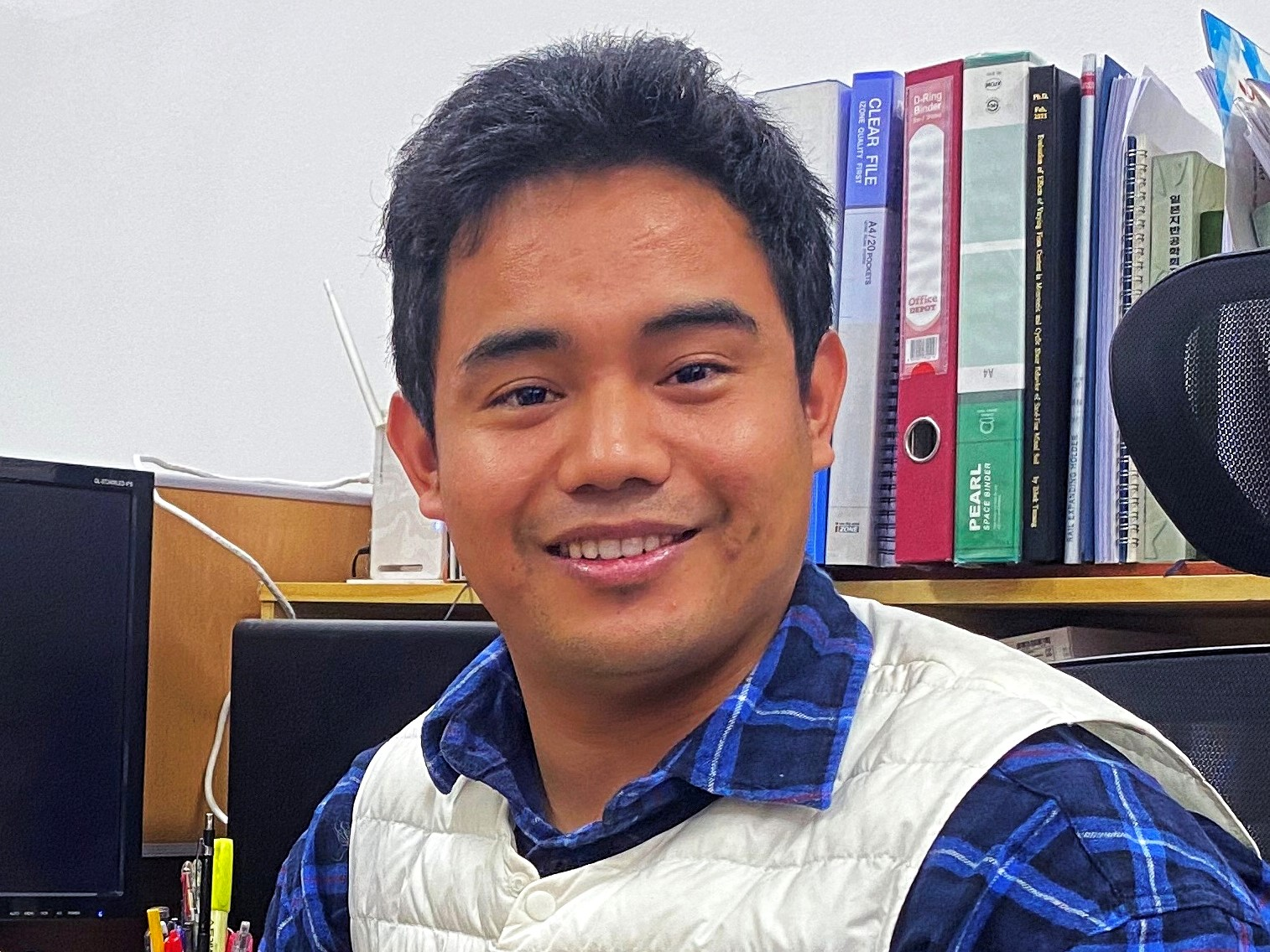 Bibek Tamang, Ph.D. Postdoctoral Researcher, Geo-disaster Prevention Laboratory, Kangwon National University