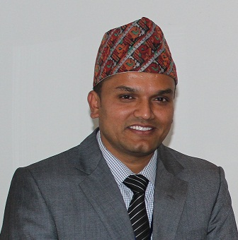 Ravi Chandra Koirala,  Phd Running, University of the West of Scotland, UK
